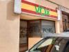 Pintadas en la sede de Vox Soria.