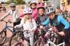 Edición de 2019 del Día de la Bici en Golmayo.