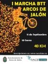 Foto 1 - Arcos de Jalón se prepara para su prueba BTT