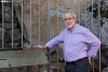 Juan Antonio Gómez-Barrera investiga las pinturas rupestres de Valonsadero