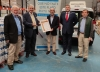 Foto 1 - La Casa Troncal dona 5.000€ al Banco de Alimentos de Soria