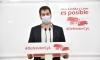 """Foto 1 - Tudanca: """"Estoy en Segovia para defender la sanidad frente a los que quieren recortarla"""""""