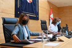 Foto 3 -  El PSOE reprocha a Rocío Lucas ser más consejera del Partido Popular que de la Comunidad Educativa de Castilla y León