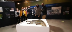 Foto 3 - Un protocolo suscrito entre Junta y Diputación garantizará inversiones de 0,4 M€ en cuatro años para la villa romana de Cuevas de Soria