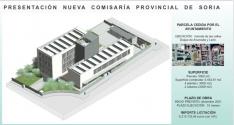 Así será la nueva comisaría de Policía Nacional de Soria en 7 claves