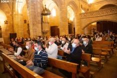 La JOSS deleita a los vecinos de Vinuesa / María Ferrer