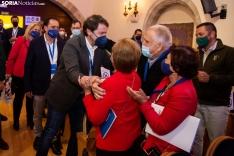 Congreso del PP en Soria.