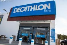 Decathlon celebra hoy el quinto aniversario / María Ferrer