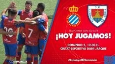 Foto 2 - Así hemos vivido el Espanyol B vs Numancia