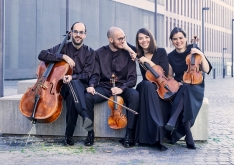 Juan Pérez y el Cuarteto Cosmos clausuran mañana la 29ª edición del Otoño Mus