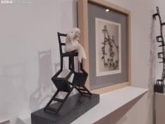 Exposición 'Declaración silenciosa', de Paz Santos.