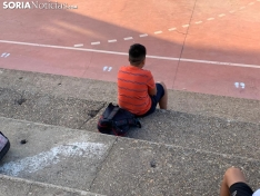 Foto 6 - Más de 7.000 sorianos vuelven hoy al 'cole' en el tercer curso en pandemia