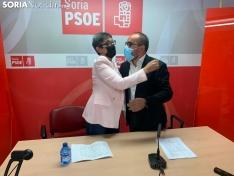 La socialista soriana Pilar Delgado renuncia a su acta de senadora