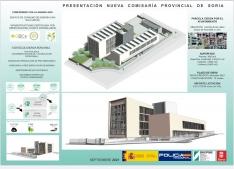 Foto 5 - Así será la nueva comisaría de Policía Nacional de Soria en 7 claves