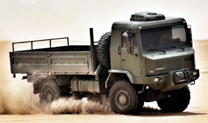 Navaleno acogerá el 28 actividades de inspección de camiones del Ejército de Tierra