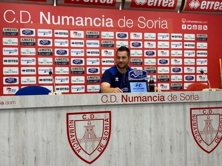 Diego Martínez: 'Los puntos de la jornada 1 valen igual que los de la 38'