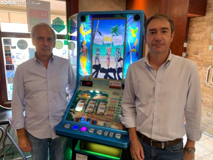 El sector de las máquinas recreativas, el más olvidado de Castilla y León