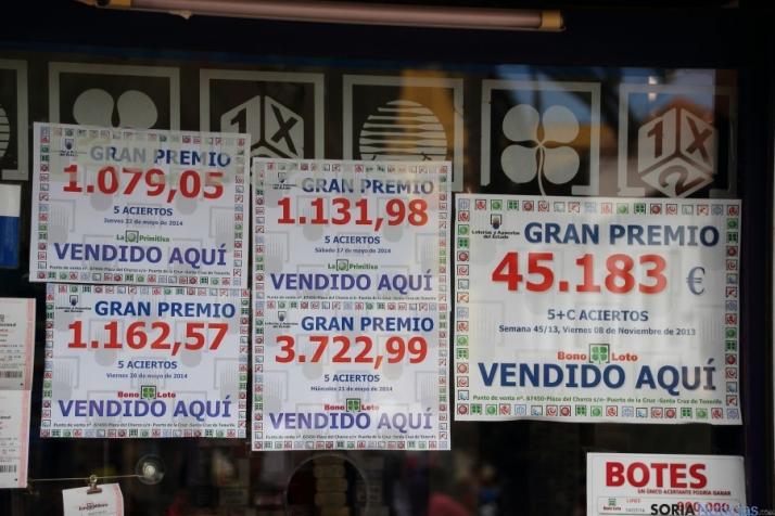 Los loteros, en pie de guerra, se manifestarán en Madrid por 'recuperar la dignidad'