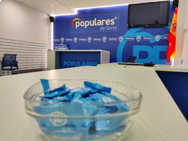 El congreso más dulce: El PP de Soria cierra 15 años de heridas