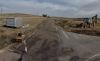 Imagen de la carretera a la altura del cruce con Cerbón en una actuación anterior. /GM
