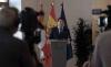 El presidente regional, en su intervención hoy. /Jta.