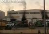 Foto 2 - AMPLIACIÓN: Trasladado a Zaragoza el herido en el incendio de Ágreda