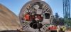 Foto 2 - Llega a Soria la tuneladora 'Saturia' para el emisario de la nueva EDAR
