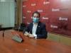 Eder García, concejal de Acción Social.