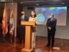 Pilar Llop, ministra de Justicia, presenta el Plan Justicia 2030 en Soria.