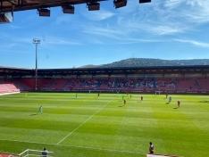 Numancia 3-1 Huesca B, coraje y garra para una remontada mágica