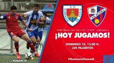 Foto 3 - Así hemos vivido el Numancia 3-1 Huesca B