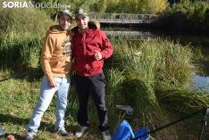 Foto 9 - Galería de imágenes: Fernando Bañuelos gana el concurso de pesca de ciprínidos de San Saturio