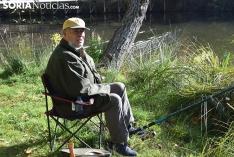 Foto 8 - Galería de imágenes: Fernando Bañuelos gana el concurso de pesca de ciprínidos de San Saturio