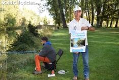 Foto 7 - Galería de imágenes: Fernando Bañuelos gana el concurso de pesca de ciprínidos de San Saturio