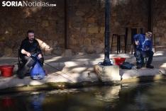 Foto 6 - Galería de imágenes: Fernando Bañuelos gana el concurso de pesca de ciprínidos de San Saturio