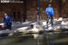 Foto 4 - Galería de imágenes: Fernando Bañuelos gana el concurso de pesca de ciprínidos de San Saturio