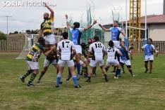 Galería: los aficionados sorianos al rugby se reencuentran con su deporte y con su equipo, el Ingeniero