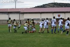 Foto 4 - Galería: los aficionados sorianos al rugby se reencuentran con su deporte y con su equipo, el Ingenieros Soria