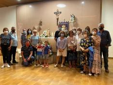La Casa de Soria en Valencia celebra San Saturio