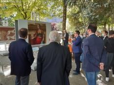 'El Museo del Prado en las calles' hace parada en Soria.