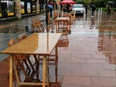 Foto 4 - La lluvia impide la celebración de la I Feria de Mascotas de Soria