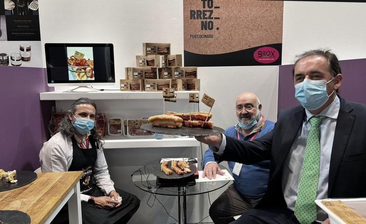 Soria está presente con 17 firmas en el Salón Gourmet de Madrid