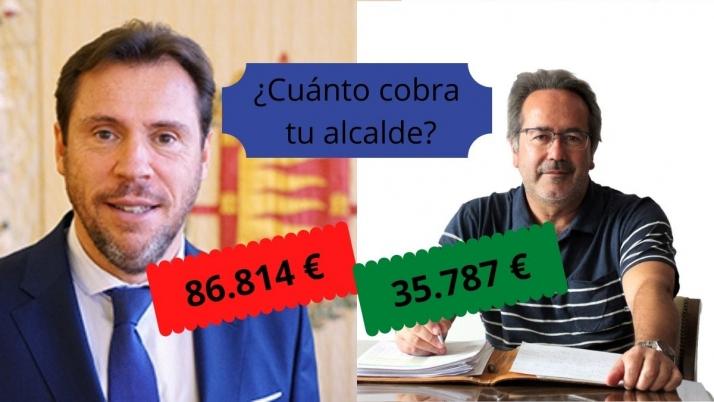 Castilla y León tiene al alcalde de capital de provincia que menos cobra ¿Cuánto gana el tuyo?