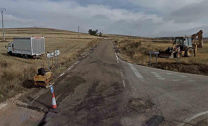 Adjudicadas por 3,4 M€ las obras de mejora de la carretera SO-630 entre San Pedro Manrique y Cerbón