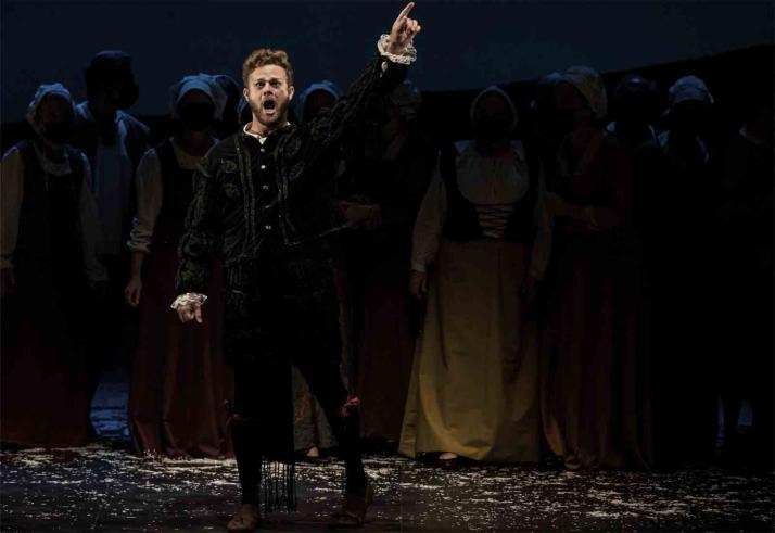 La ópera 'Los Comuneros', este domingo en La Audiencia