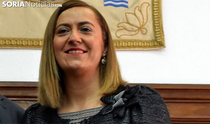 Virgina Barcones volverá a ser delegada del Gobierno en Castilla y León