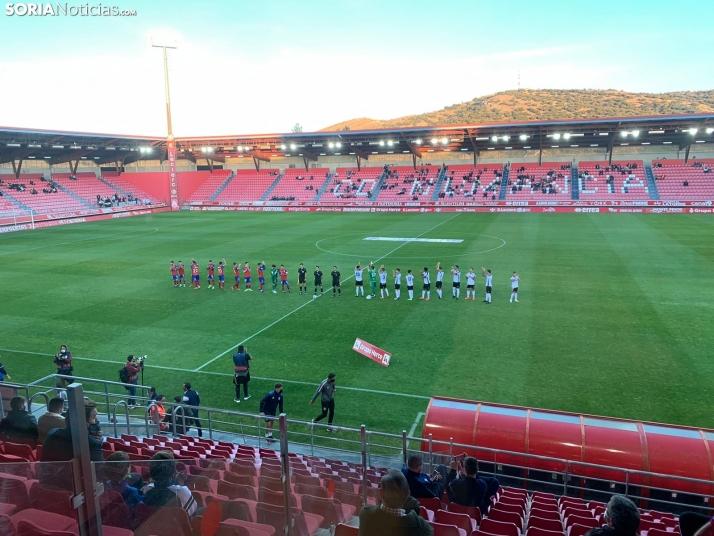 Numancia 0-1 Mérida, los sorianos dicen adiós a la Copa RFEF a las primeras de cambio