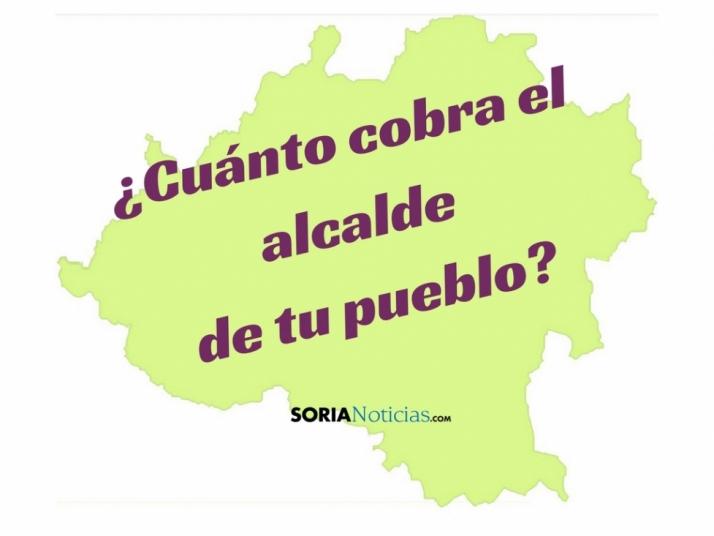 ¿Cuánto cobró cada alcalde de la provincia de Soria en 2020?