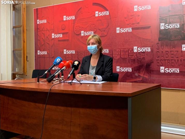 50.000 Soria Bonos saldrán a la calle el 25 de noviembre