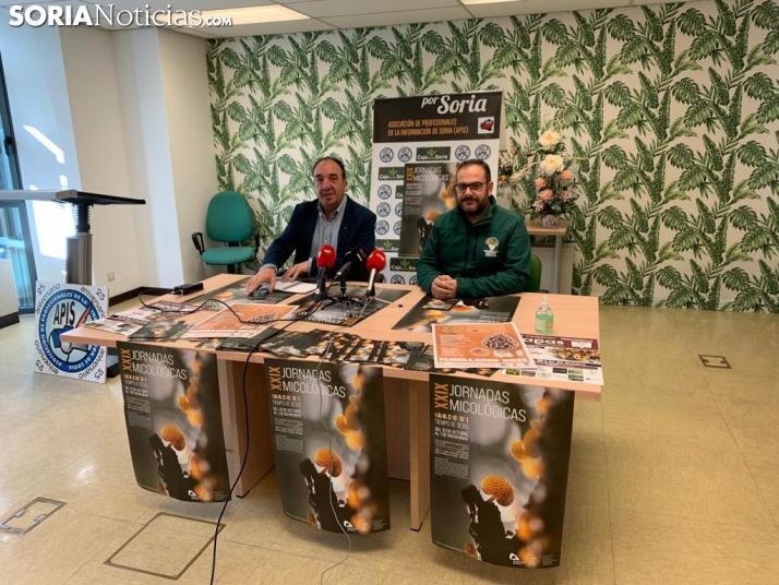 Navaleno se prepara para su XXIX edición de las Jornadas Micológicas